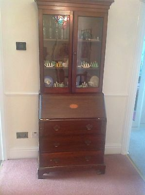 antique bureau bookcase