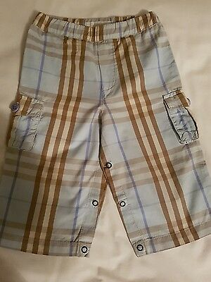 Baby boys Burberry Trousers Size 18 months