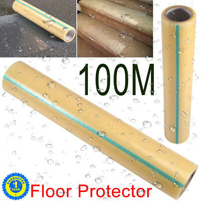 Thick  Strong Carpet Floor Protector Cover Sheet Film Self Adhesive Protective