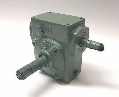 New MMTC Model: LIM-40, 70:1 Ratio, Gear Head Motor Speed Reducer, Right-Angle