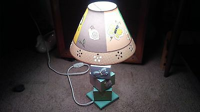 "18"" Tall Pastel Nursery Table Lamp"