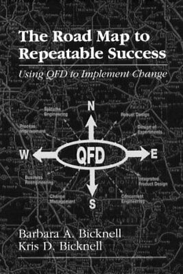 The Road Map to Repeatable Success Using QFD to Im