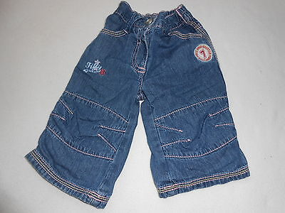 Baby Boys Clothes 3-6 Months - Cute Next Jeans Trousers -