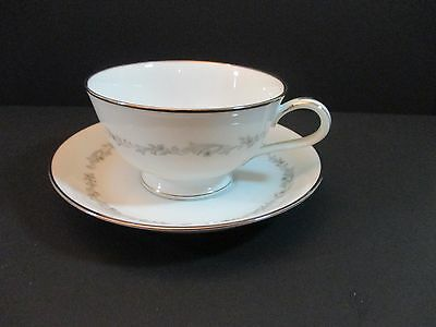 Noritake China CRESTMONT Cup and Saucer Set(s) Japan