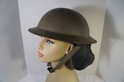 WW1 Doughboy Brodie Helmet