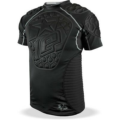Planet Eclipse Overload Jersey/ Chest Protector G2 Black - Large - Paintball