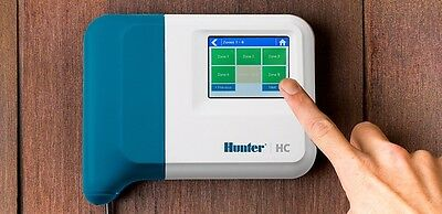 Hunter Hydrawise HC-1200i Wi-Fi Controller Timer Web-Based i-Phone Android App