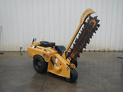 Vermeer Rt-200 Walk Behind Hydraulic Powered Ditch Witch Trencher