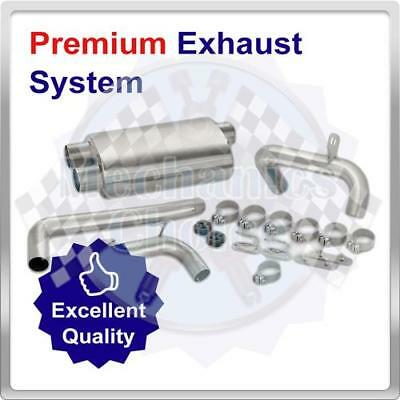 Exhaust Pipe fits SUZUKI JIMNY 1.3 Centre 1998 on Klarius 1426081A00 Quality New