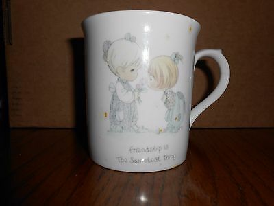 Precious Moments - Friendship Is The Sweetest Thing Coffee Cup/Mug