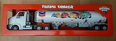 CHEVRON CARS TRAVIS TANKER  New!