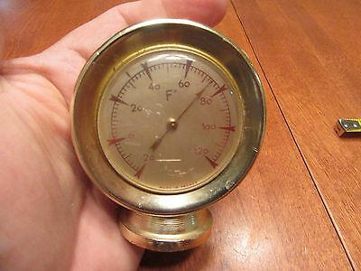 Made In France Temperature Gauge