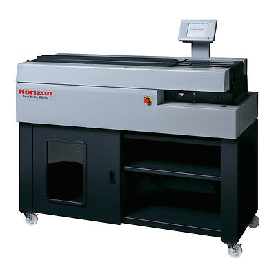 Horizon BQ-160 Perfect Binder / Perfect Book Binding Machine