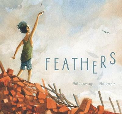 NEW Feathers By Phil Cummings Hardcover Free Shipping