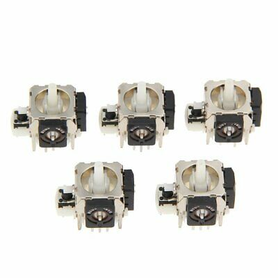 5Pcs Replacement Analog Stick for PS2 Xbox360 Controller Grade A Parts