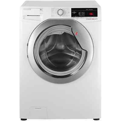 Hoover DXOA69C3 Dynamic Next A+++ 9Kg Washing Machine White New from AO