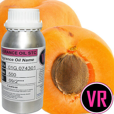 500g APRICOT Fragrance Oil Home Fragrance Soaps Candles Creams
