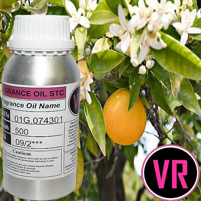 500g NEROLI Fragrance Oil Home Fragrance Soaps Candles Creams