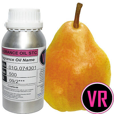 500g PEAR Fragrance Oil Home Fragrance Soaps Candles Creams