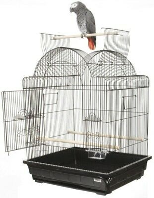 A&E Cage Co. Open Play Top Victorian Small Bird Cage