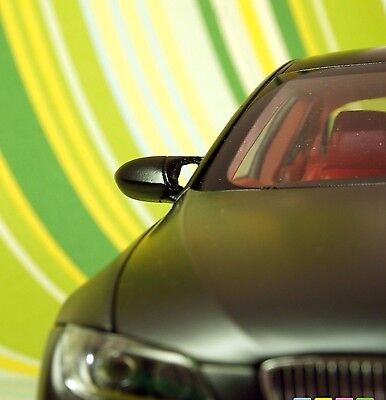 BMW M3 E92 side mirrors L and R 1/18 resin SET