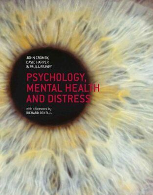 Psychology, Mental Health and Distress by John Cromby 9780230549562
