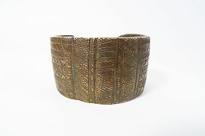 Alter Reif Mossi A Old bracelet bronzes Burkina Faso Afrozip