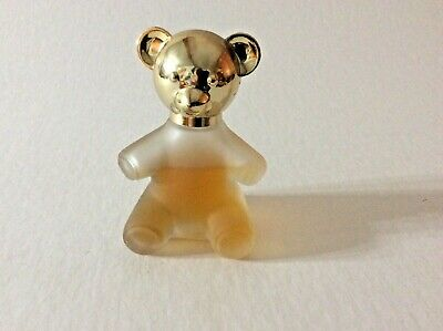 Vintage Avon Bear Sweet Honesty Cologne