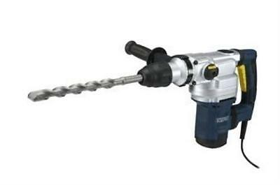 """Chicago 8.5 Amp 2-in-1 1-9/16"""" Variable Speed SDS Max Type Rotary Hammer"""