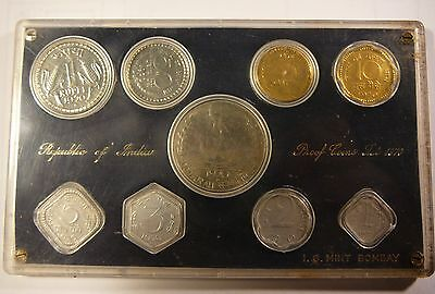 1970 India Proof Set