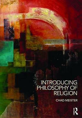 Introducing Philosophy of Religion by Chad Meister (Paperback, 2009)