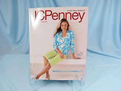 JCPenney 2009 Spring and Summer Catalog - Excellent