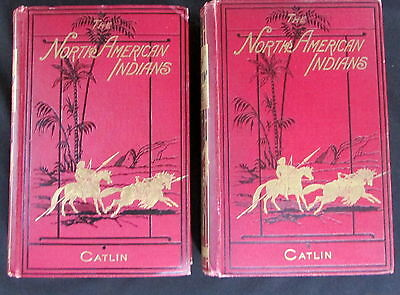 Rare 1876 Illustrations Of The Manners & Customs Of North American Indians