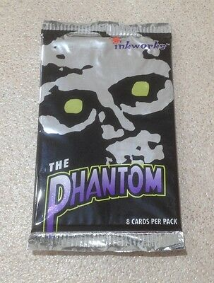 "1996 Inkworks ""The Phantom (Movie)"" - Sealed Pack"