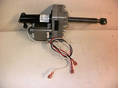 "10-1/2"" 120VAC Heavy Duty Multi-Function Linear Actuator For Solar Tracking"