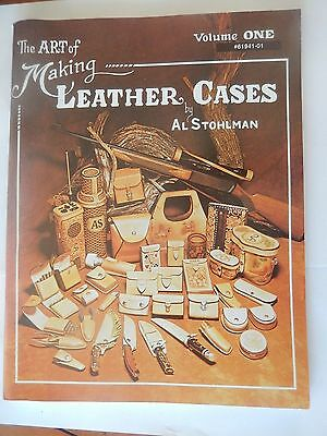 HOW TO MAKE LEATHER CASES Vol.1  LEATHERCRAFT