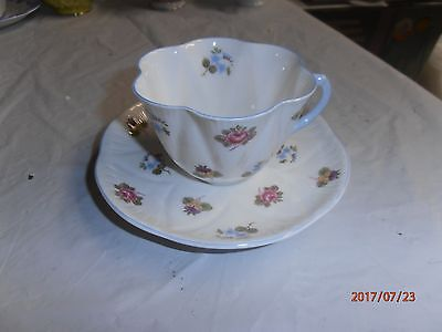 Beautiful Vintage Cup and Saucer, Shelley England