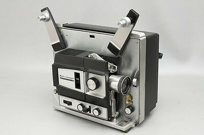 Bell & Howell Autoload Model 483A Super 8 Movie Projector