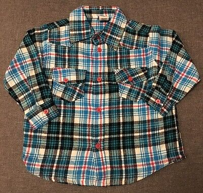 Baby Boys Long Sleeved Shirt Age 24 Months