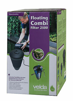 Velda Teichfilter Floating Combi Filter 2500