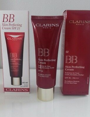 CLARINS BB Perfecting Cream 02 Medium NEUF