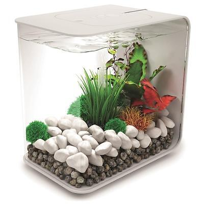 biOrb Nano-Aquarium Komplett-Set FLOW 15 MCR weiß