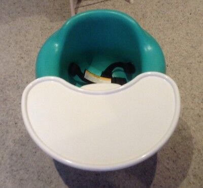 Baby Bumbo Seat With Harness And Play Tray
