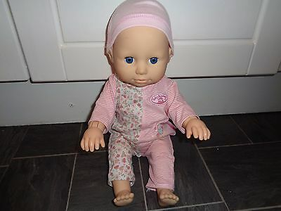 Baby Annabell Boy Doll Bundle 163 25 00 Picclick Uk