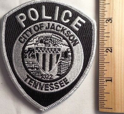 Jackson Tennessee Police Patch (Highway Patrol, Sheriff, Ems)