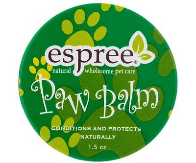 Espree Natural Pet Paw Balm Conditions & Protects