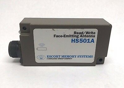 Escort Memory Systems HS501A Read / Write Face-Emitting Antenna, EMS, Datalogic