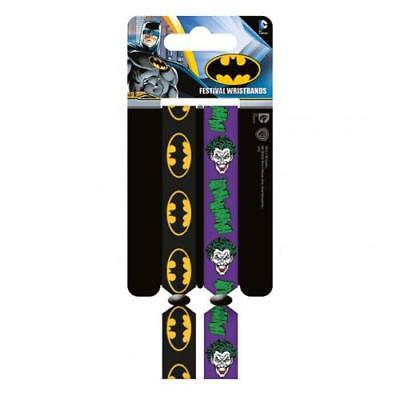 Batman Festival Wristbands