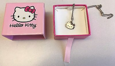 Hello Kitty pendant with necklace ($99.99 value)