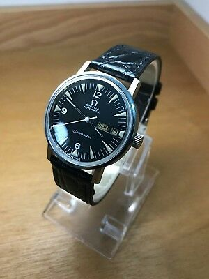 Vintage genuine Omega seamaster automatic gents watch